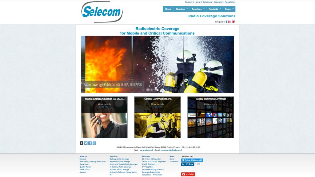 Selecom Critical Comms