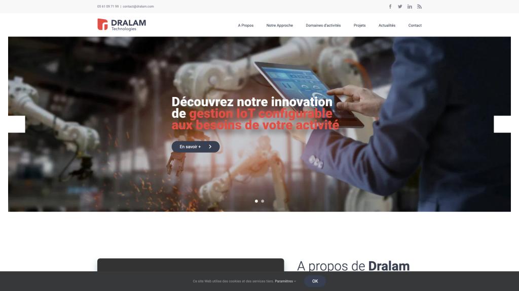 Dralam Technologies