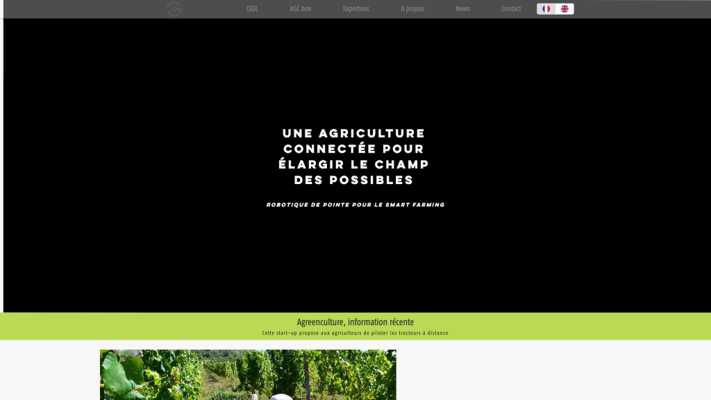Agreenculture