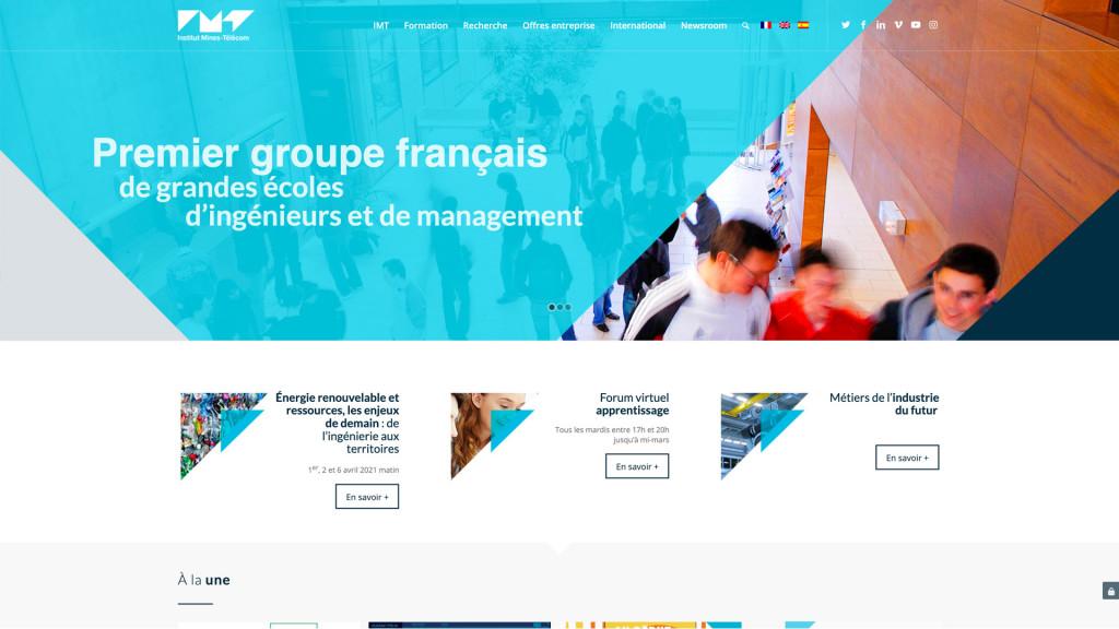 IMT - Institut Mines Telecom