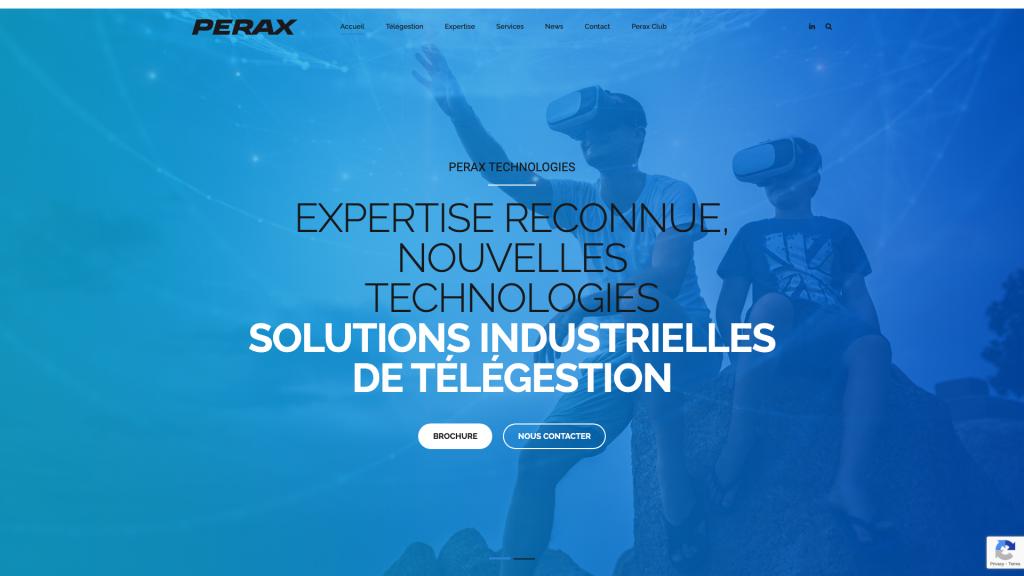 PERAX TECHNOLOGIES SARLU